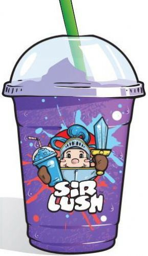 10oz  sir Lush Slush (NONE POSTAL ITEM)